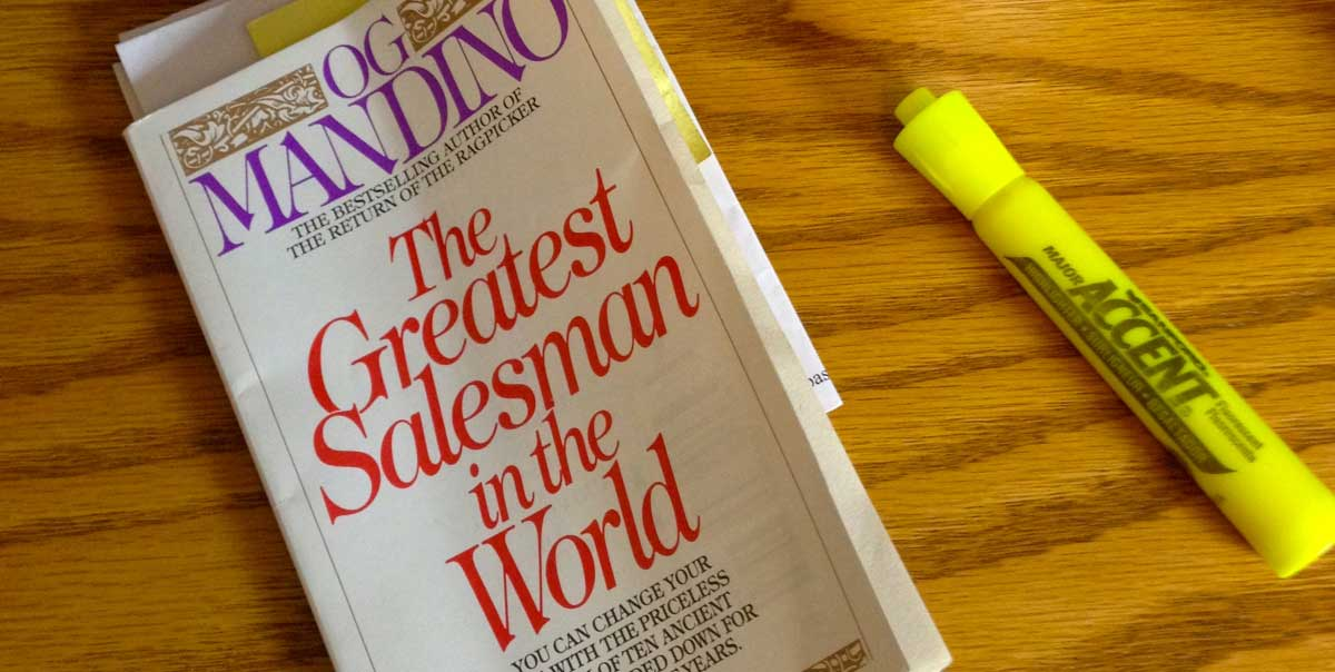 Cutting-Edge Sales Insights … from 1968