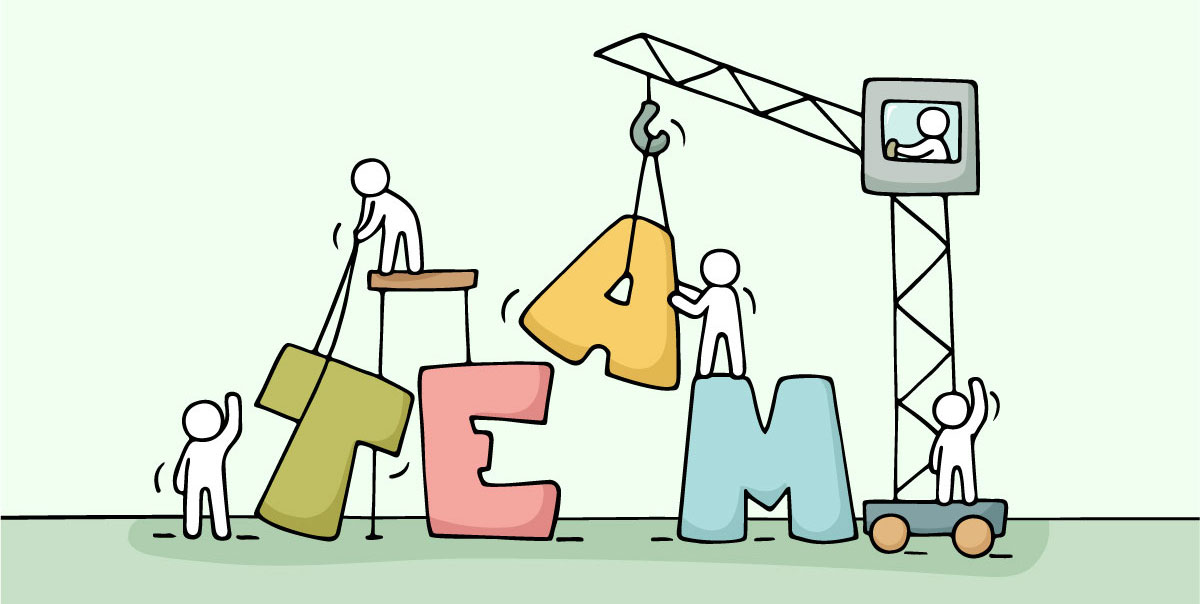 5 Ways Sales Managers Build Productive Teams