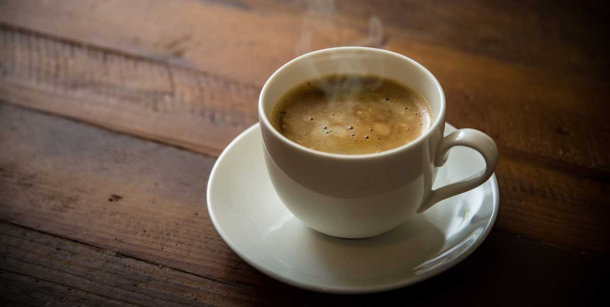 How Hot Coffee Can Help Make a Sale