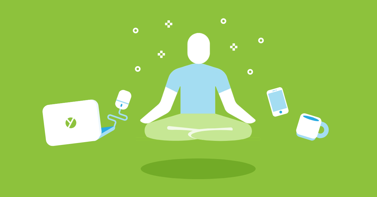 """""""Slow Down to Speed Up"""": Meditation Tips for Salespeople"""