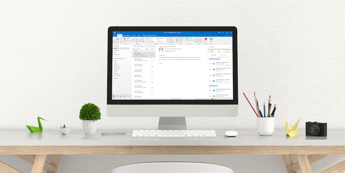 Invisible Outlook Read Receipt – Email Tracking Without Recipients Knowing
