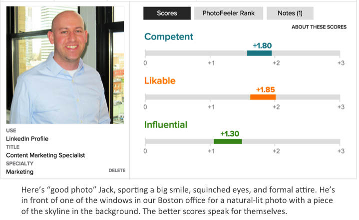 Best LinkedIn Profile Photo