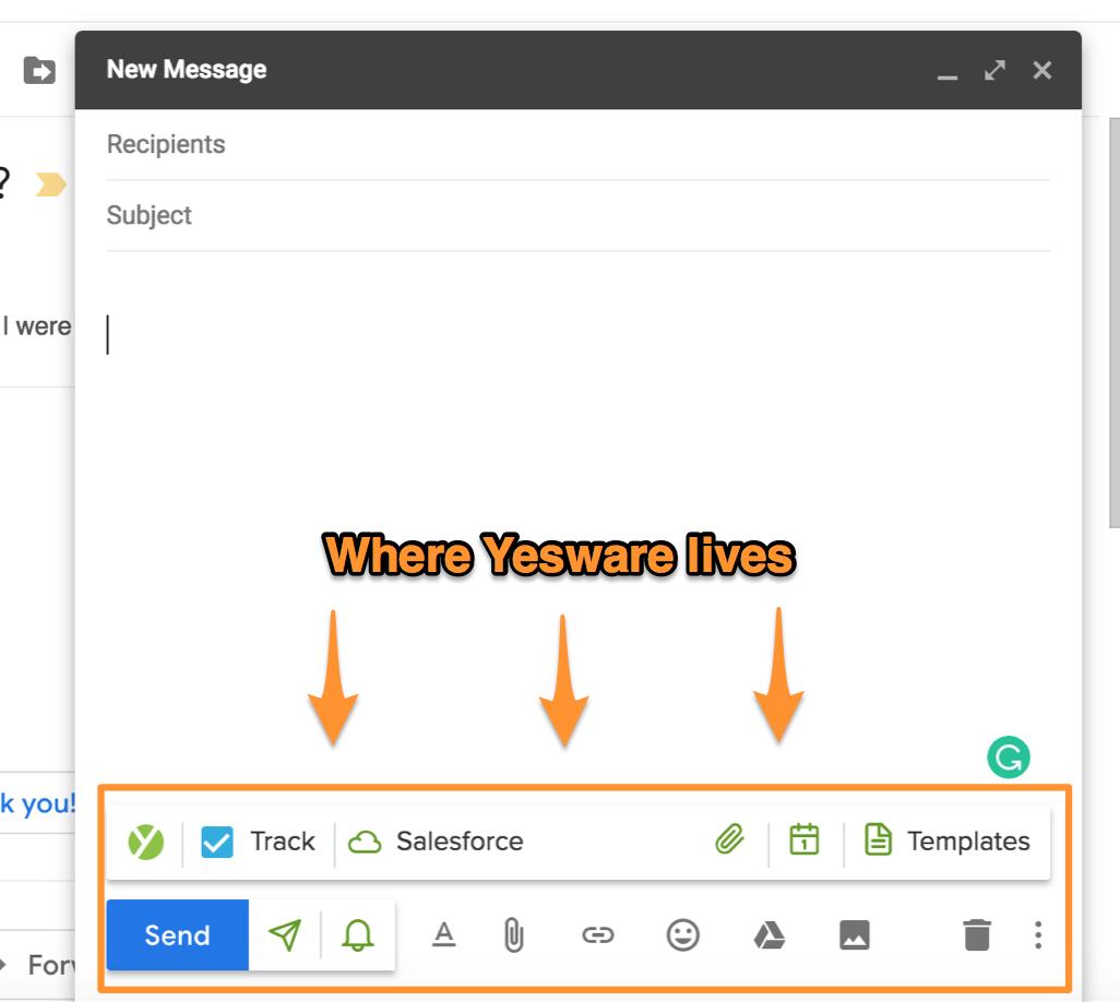 new gmail interface