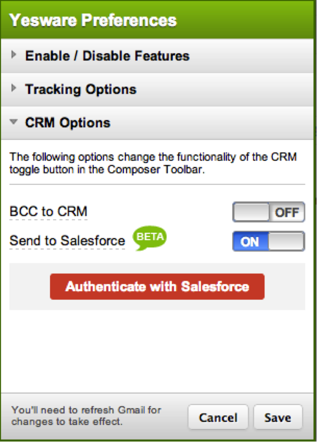 Authenticate with Salesforce
