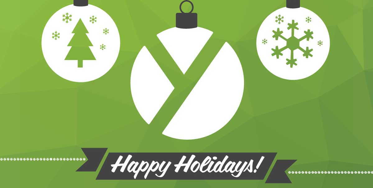 Happy Holidays From Yesware