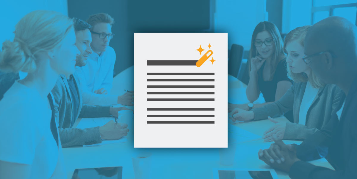 How To Stand Out And Own Outcomes [4 Meeting Minutes Templates]