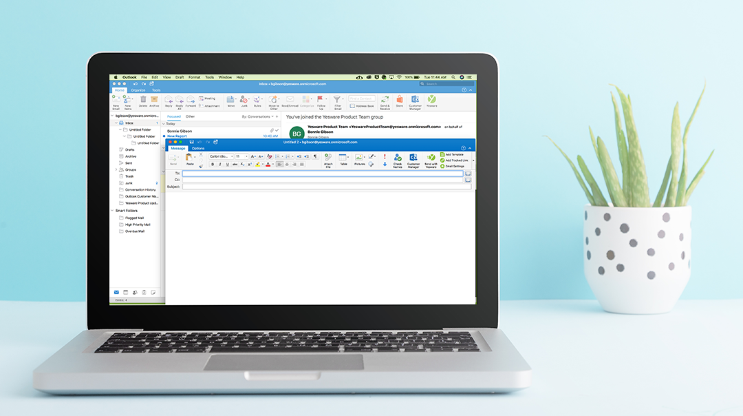 Pinning to Winning in Microsoft Outlook