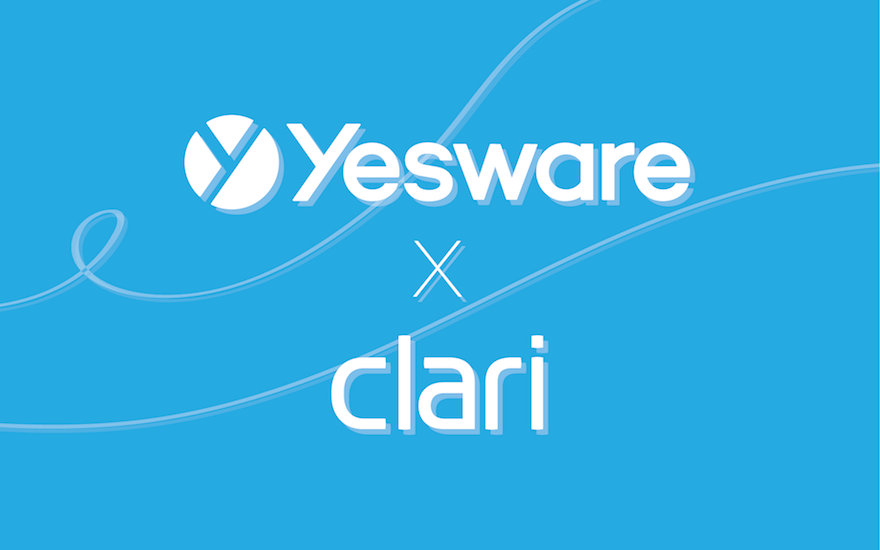 Yesware and Clari Team Up to Help Sales Teams Build Stronger Business Relationships
