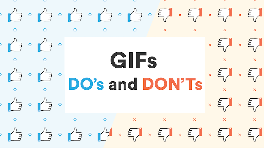 The Do's and Don'ts of GIFs in Professional Emails