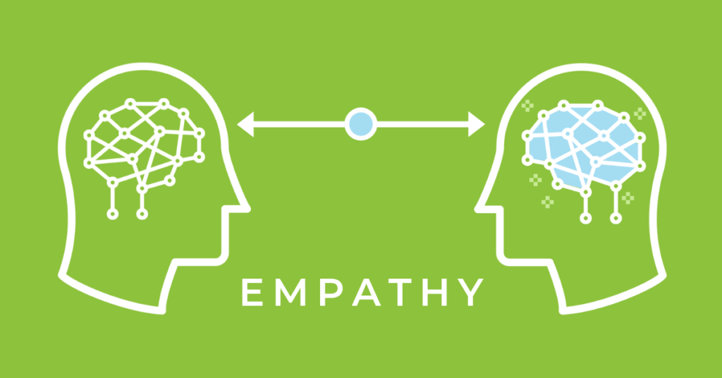 gain trust in sales through empathy