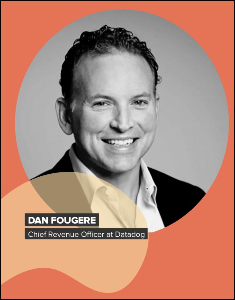 Sales Management: Dan Fougere from Datadog