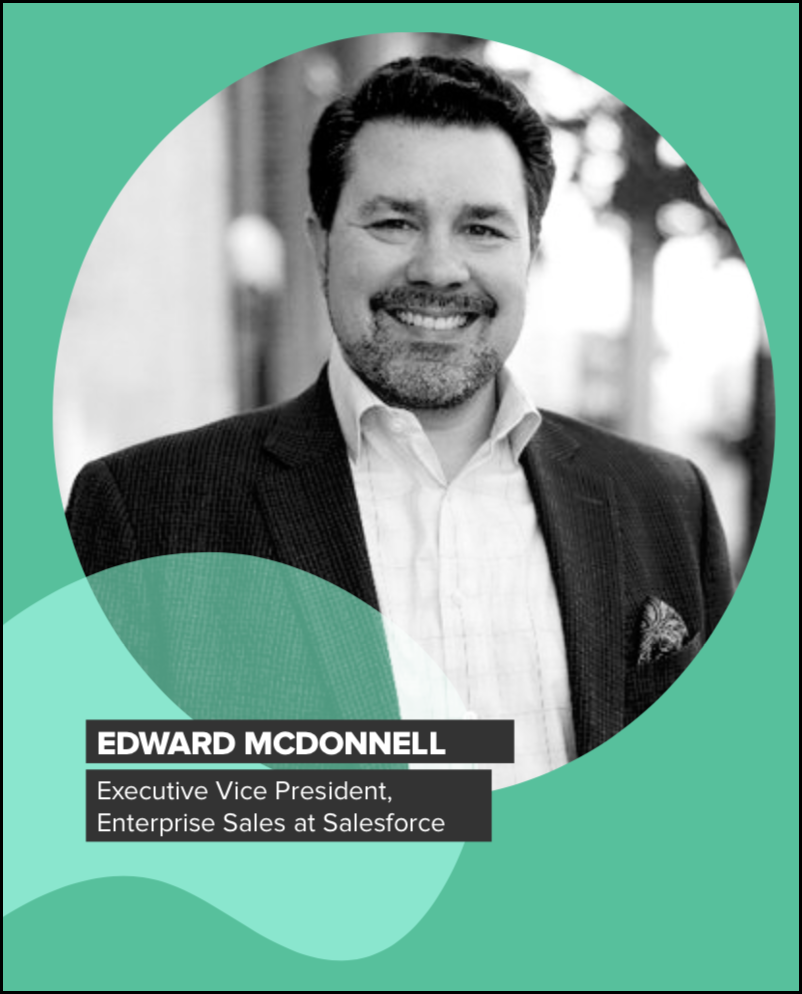 Sales Management: Edward McDonnell from Salesforce