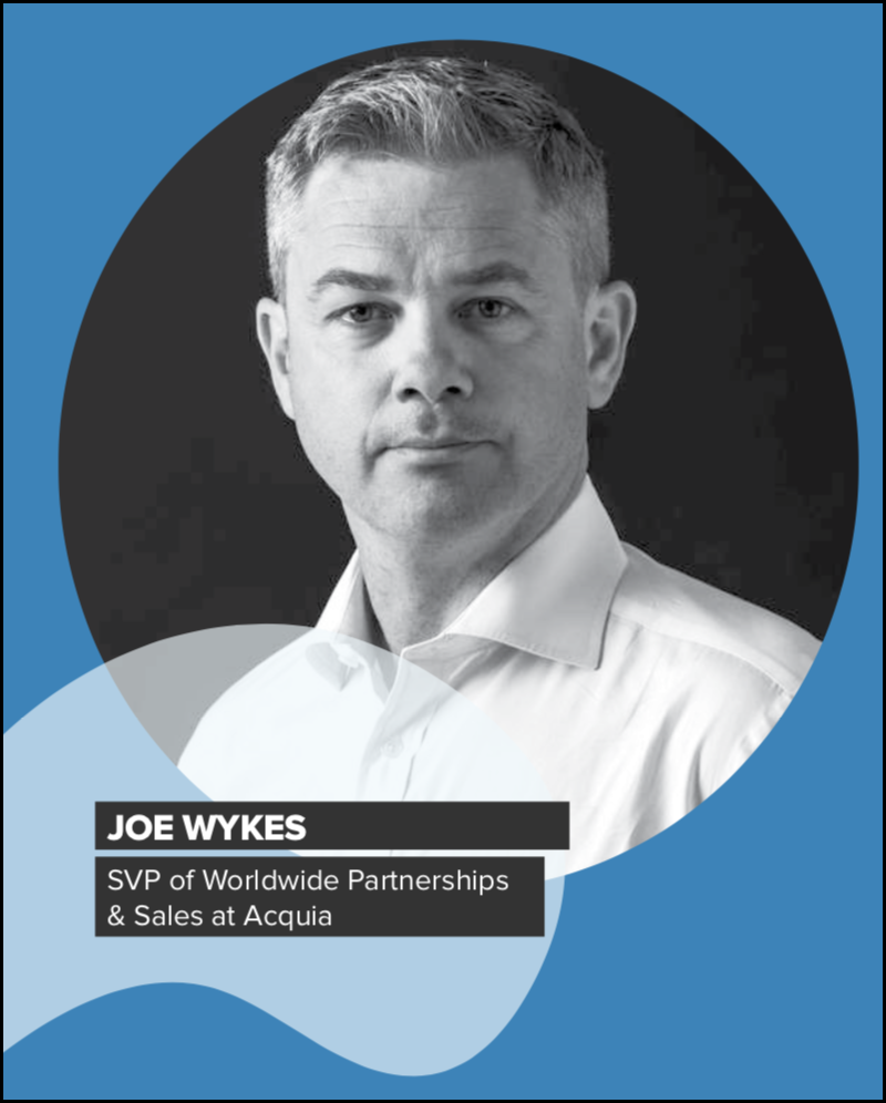 Sales Management: Joe Wykes from Acquia