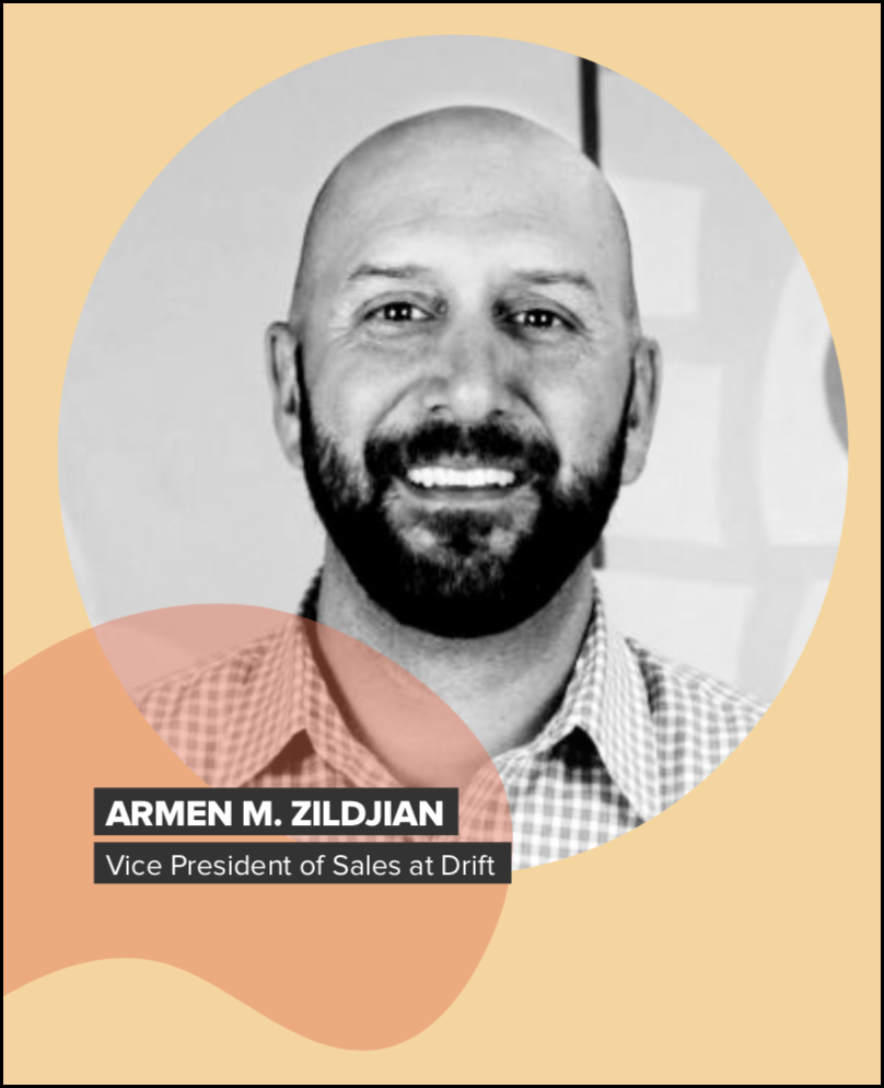 Sales Management: Armen M. Zildjian from Drift