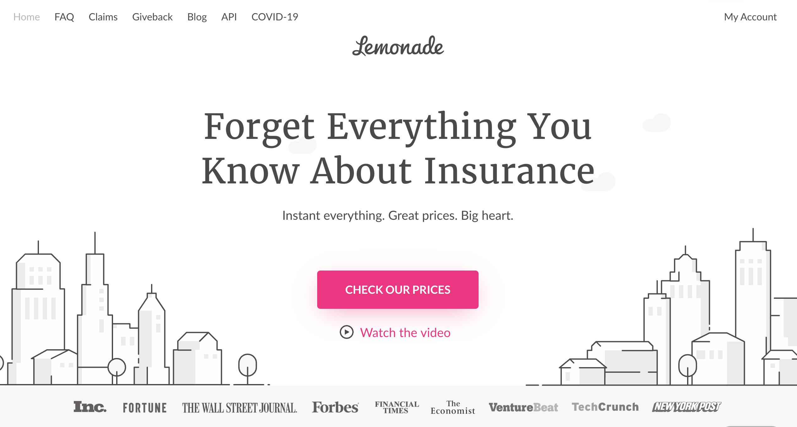 Unique Selling Proposition Examples: Lemonade