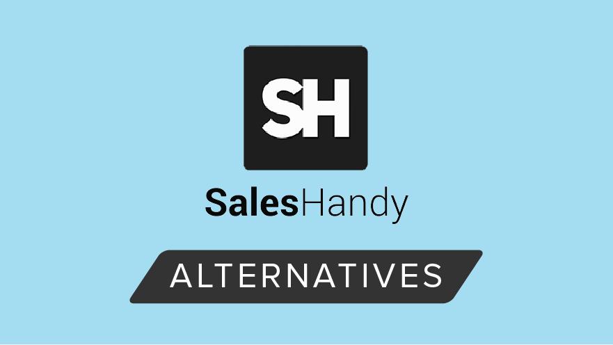 SalesHandy Alternatives: SalesHandy vs Similar Tools
