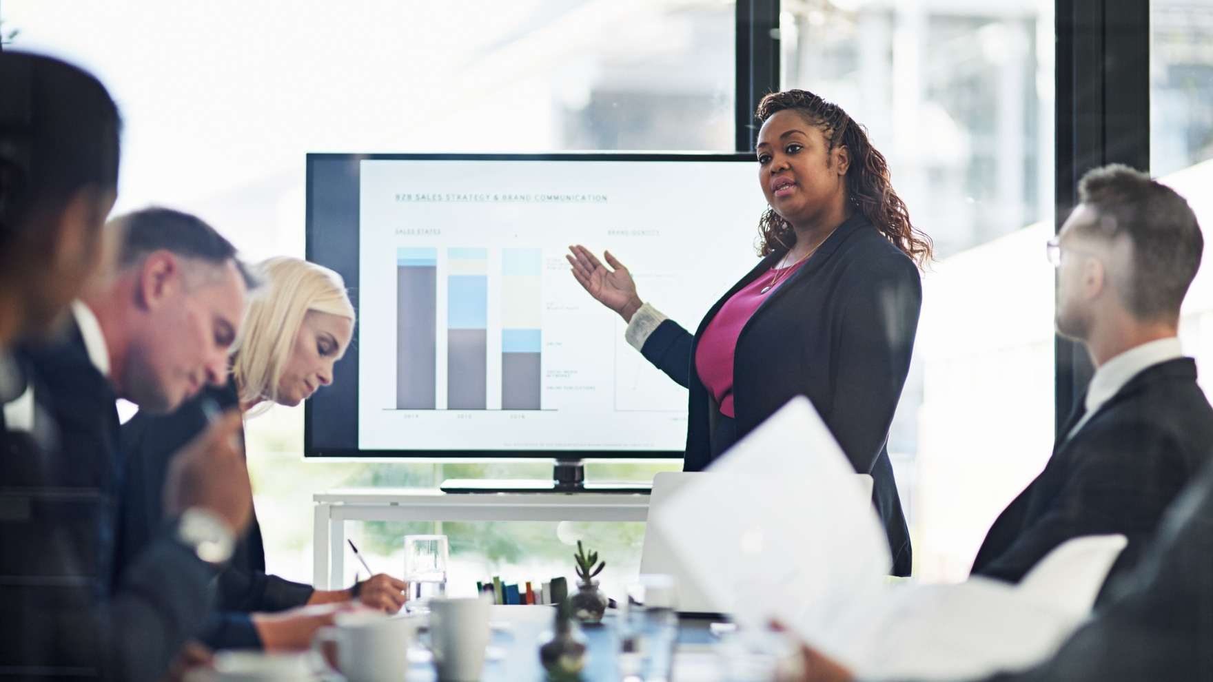 How to Have a Great Quarterly Business Review (QBR)
