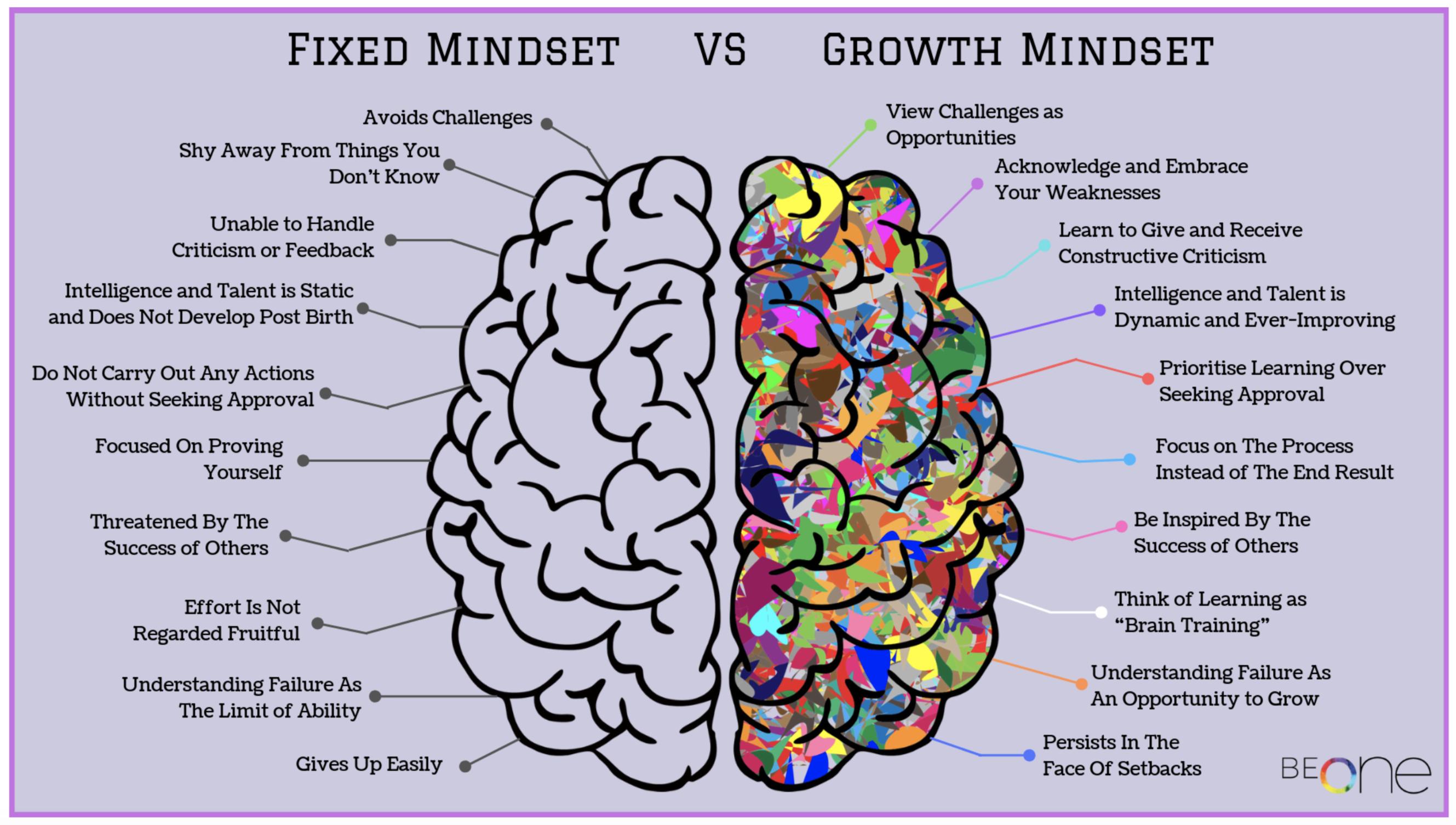 sales leadership: growth mindset