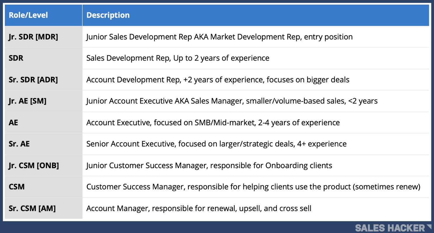 Strategic Sales Plans Examples: compensation plan