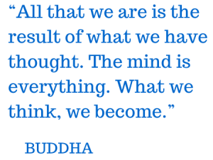 """""""All that we are is the result of what (2)"""