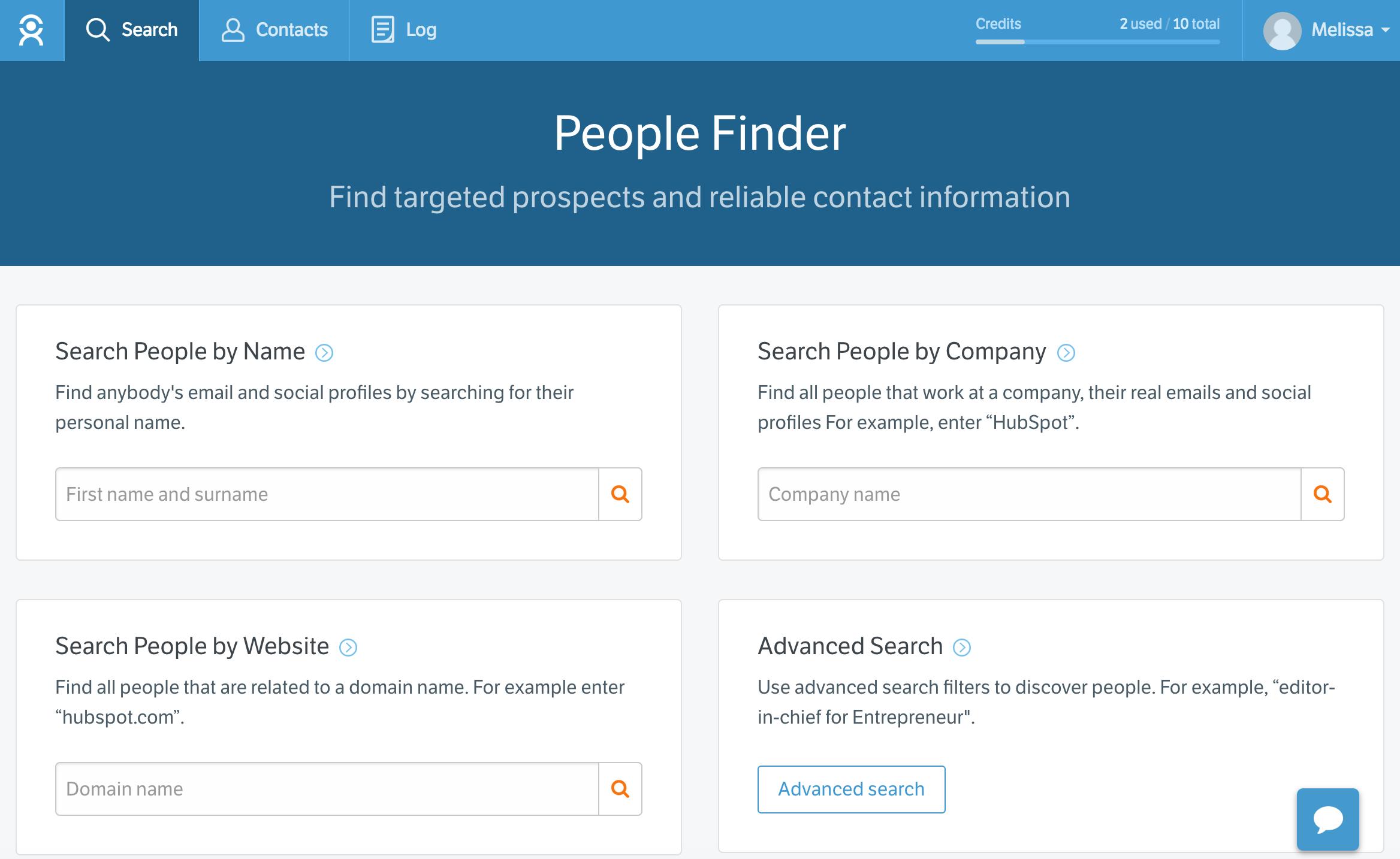 sales prospecting tools
