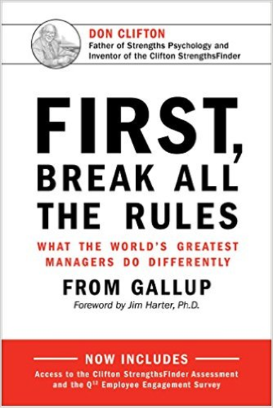 Read like a ceo the 21 best sales books of all time yesware blog 12 first break all the rules what the worlds greatest managers do differently fandeluxe Image collections