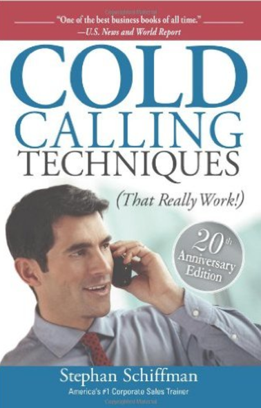 best sales books for cold calling 4 of 4