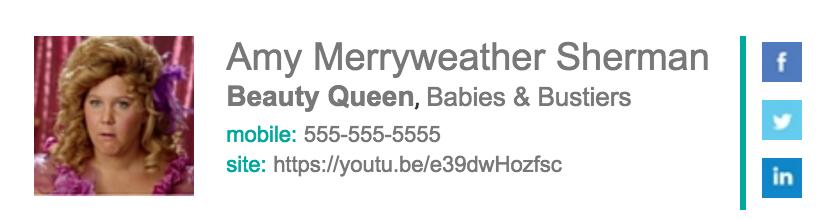 Amy Merryweather Sherman