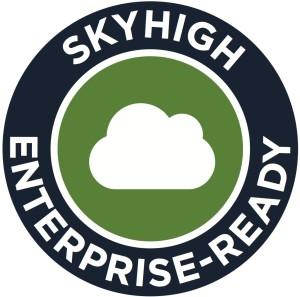 Skyhigh Enterprise-Ready Seal