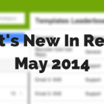 May 2014 Yesware product updates