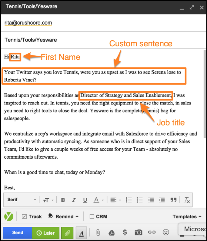 ab-testing-email-personalization-example