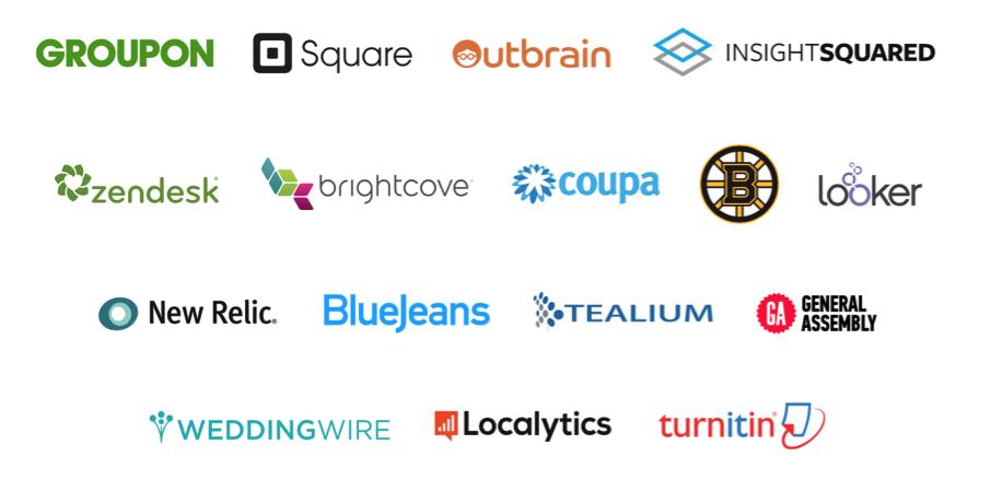 customer logos in proposal template