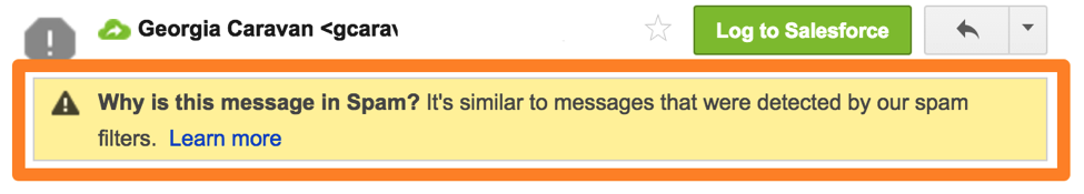 email-spam-notification
