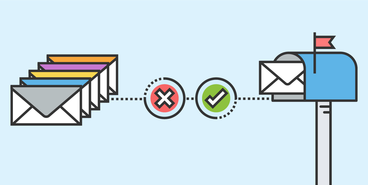 how to avoid email spam filters the complete guide yesware blog