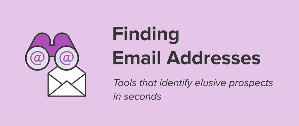 sales prospecting tools to find email addresses