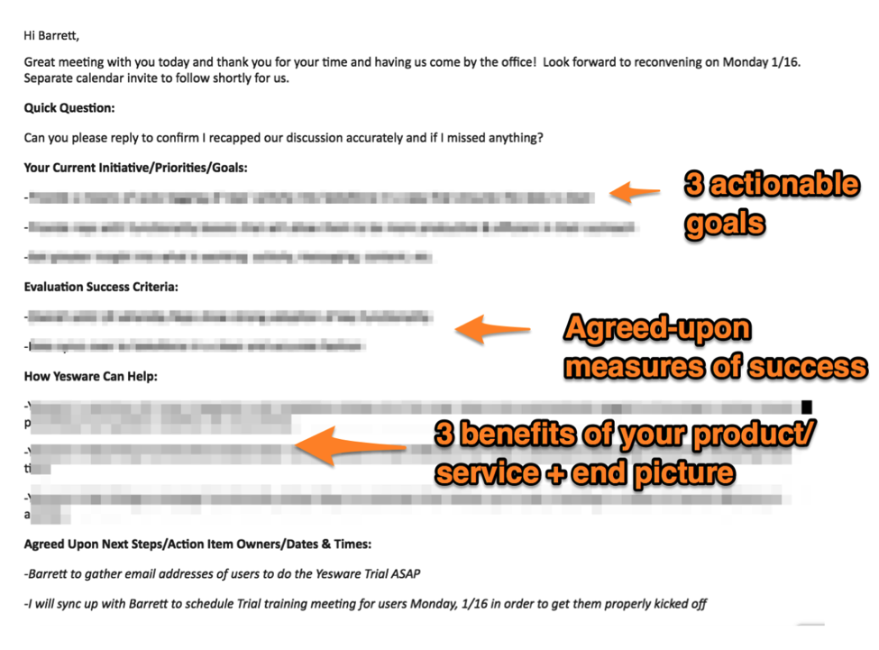 12 Examples of A Follow Up Email Template To Steal Right Now ...