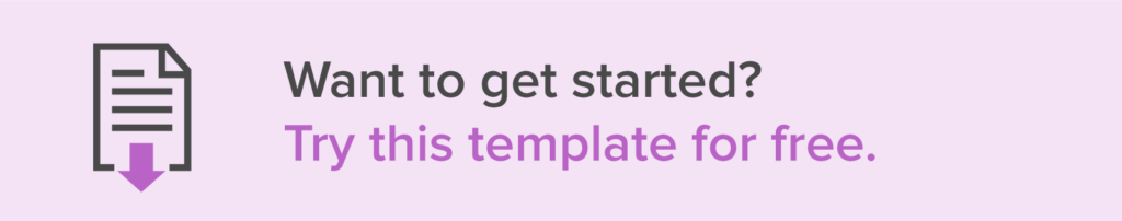 get started with this proposal template