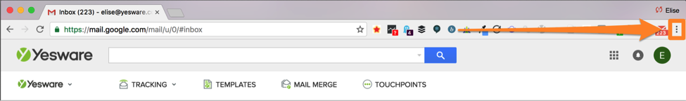 how to manage your gmail extension list 1 of 2