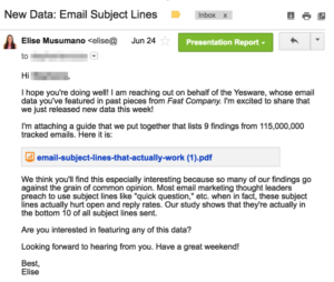 Emails Best For Online Subject Lines Dating