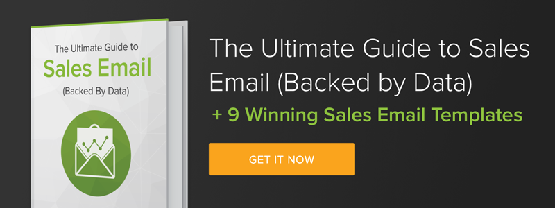 The Ultimate Guide to Sales Email