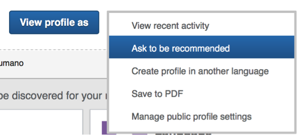 linkedin-profile-recommendations
