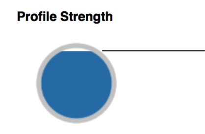 linkedin-profile-strength