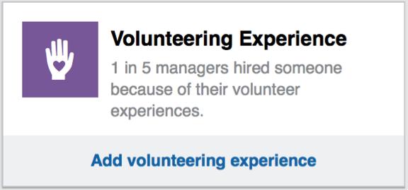 linkedin-profile-volunteer-experience