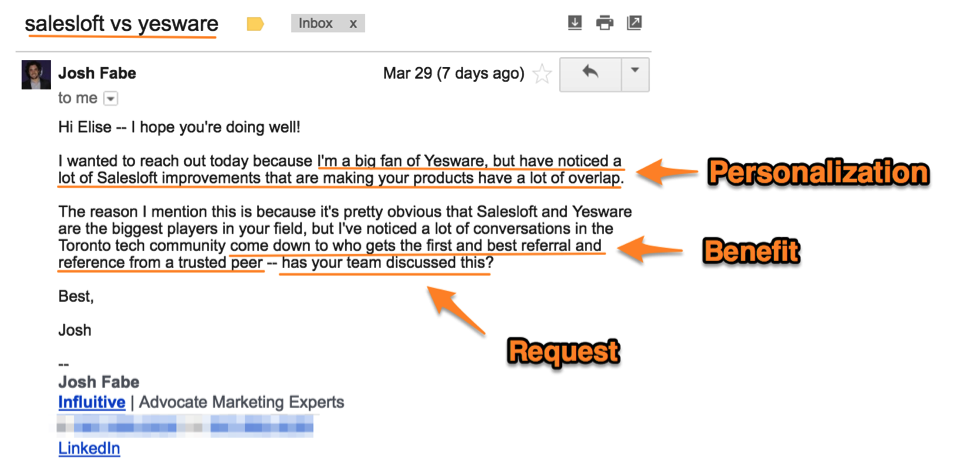 personal selling email3