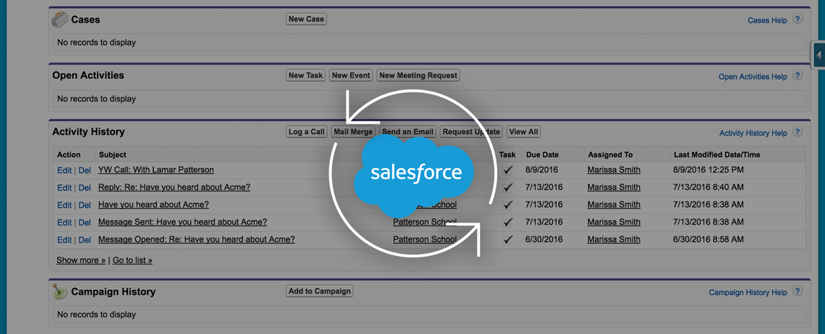 salesforce-sync