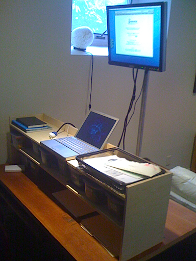 Standing Desk Standing Mode