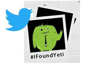 #ifoundyeti